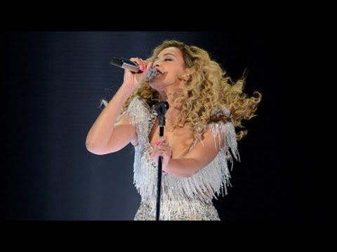 Beyonce Shows Off 60 Pound Weight Loss!