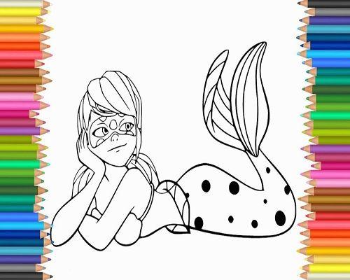 Ladybug Ausmalbilder Ausmalbilder Malbuch Vorlagen Lady Bug