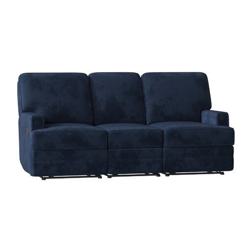 Best Seller Wayfair Custom Upholstery Kaiya Reclining Sofa Free