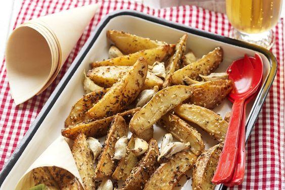 Black sea salt, Garlic bulb and White balsamic vinegar on Pinterest