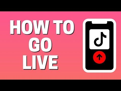 How To Go Live On Tiktok Without 1000 Followers Youtube 1000 Followers Live Tutorial
