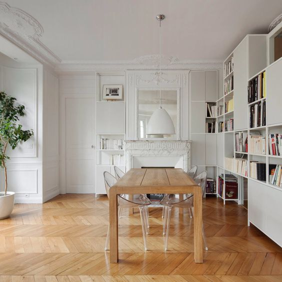 Check this out: A Modern Haussmannien Flat in the Heart of Paris. https://re.dwnld.me/7n5k7-a-modern-haussmannien-flat-in-the-heart-of-paris