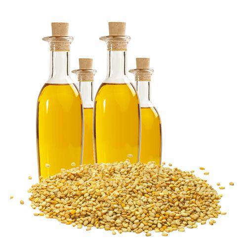٦ فوائد لزيت السمسم للشعر Peeling Skin Skin Moisturizer Sandalwood Powder