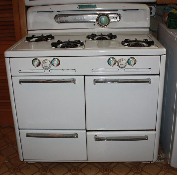 ordinary Roper Kitchen Appliances #3: Beautiful Vintage Roper 4 Burner Gas Stove by bestdogever70508, $225.00