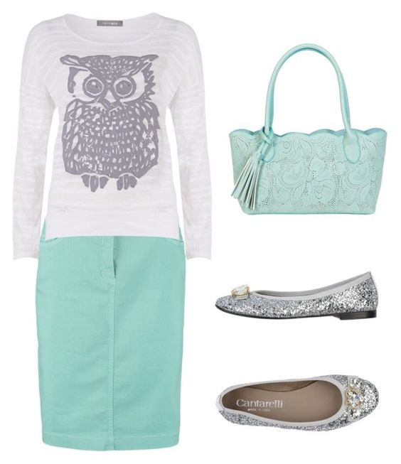 """""""Owl"""" by mckayla95 ❤ liked on Polyvore featuring moda, Gerry Weber Edition, Coin 1804, Cantarelli y BUCO"""