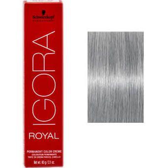 schwarzkopf professional igora royal hair color 95 22 pale blue - Coloration Schwarzkopf Nuancier