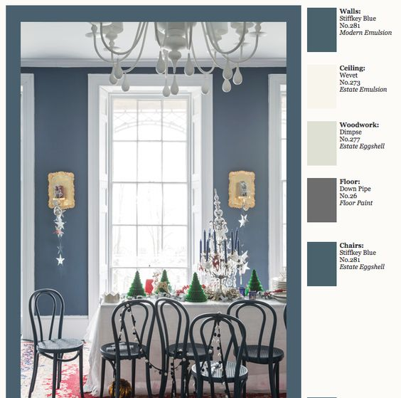 Best Stiffkey Blue Farrow Ball Pinterest Blue 400 x 300