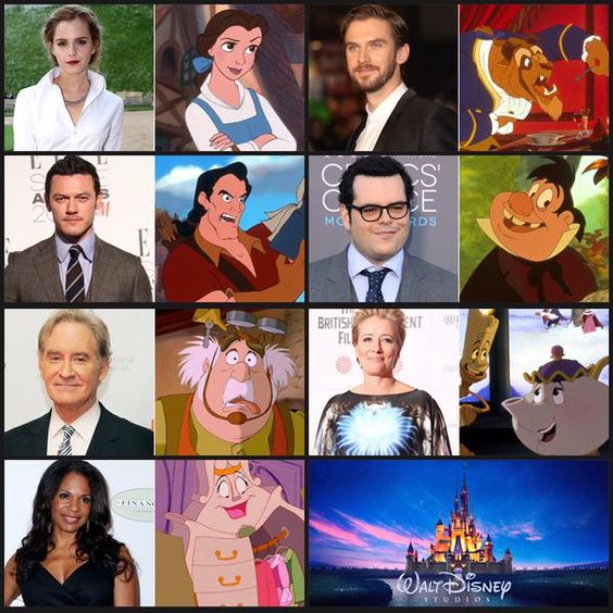 Beauty And The Beast 2017 Cast