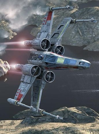 Star Wars Star Fighter Not Real Jet Star Wars Spaceships Star Wars Ships Star Wars Poster