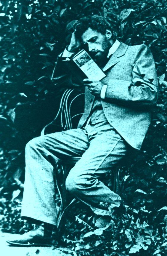 Constantin Stanislavski reads Chekhov's The Seagull, 1898 #scrittori: