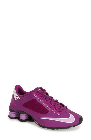 Nike+'Shox+Superfly+R4'+Running+Shoe+(Women)+available+at+#Nordstrom