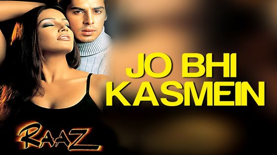 Jo Bhi Kasmein - Raaz | Bipasha Basu & Dino Morea | Udit Narayan & Alka ...