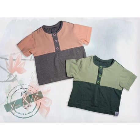 Bio Baumwolljersey/ organic cotton jersey handgenäht mit Liebe/ hand-sewn with love made in Germany