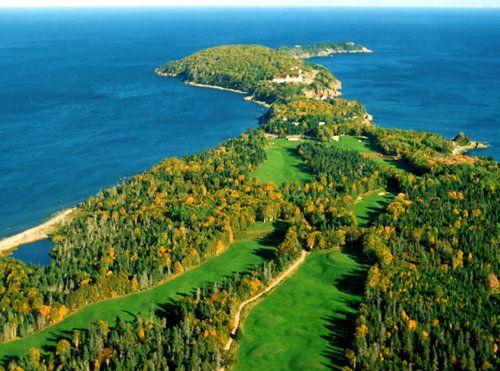 highlands links  cape breton  nova scotia   canada its too