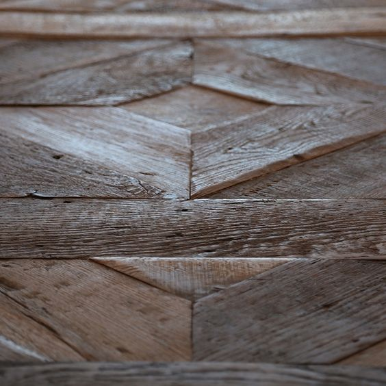 salvaged wood floor from exquisite surfaces