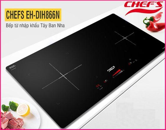 Bếp từ Chefs EH DIH866N mua ở đâu chính hãng, giá rẻ, chất lượng