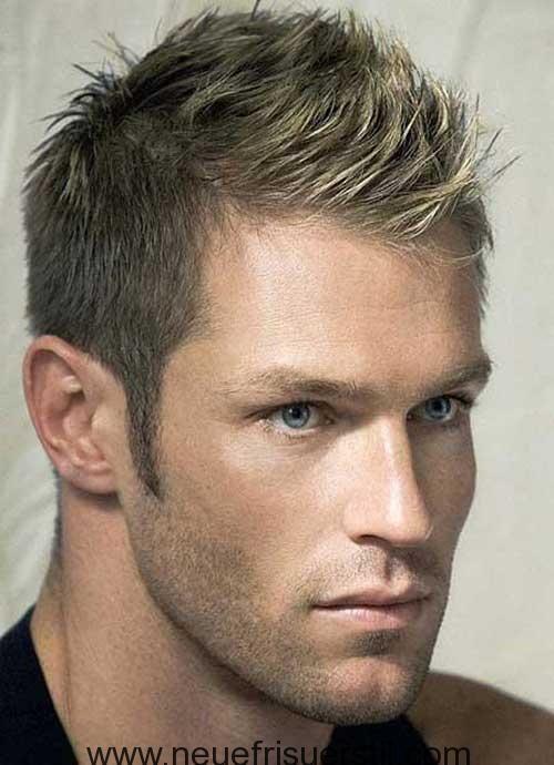Kurze Haare Fur Manner Blonde Frisuren Manner Blonde Haare Manner Manner Frisur Kurz