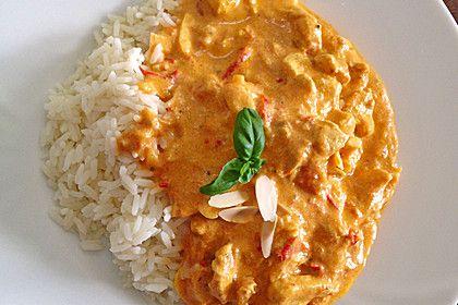 Chicken Korma, ein schönes Rezept aus der Kategorie Geflügel. Bewertungen: 68…
