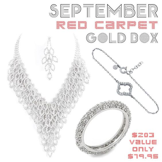 *September Red Carpet Gold Box