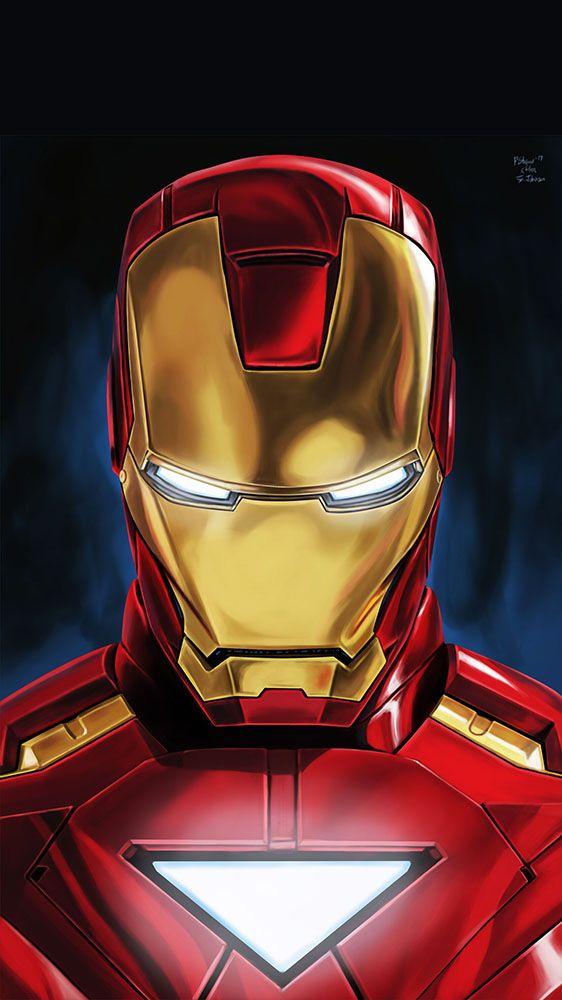 Iron Man Mark 6 Iphone Wallpaper Iron Man Art Iron Man Avengers Iron Man Hd Wallpaper Iron man wallpaper hd quality