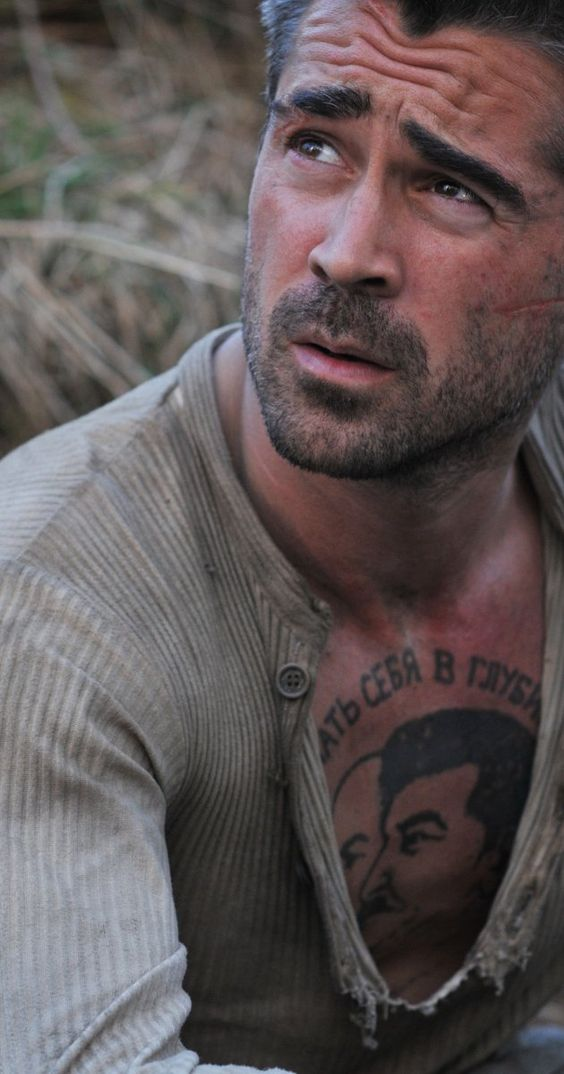 Colin Farrell, The Way Back, 2010