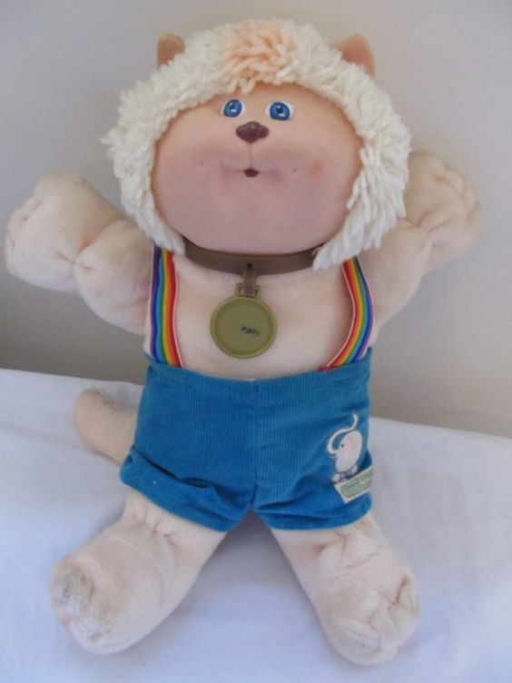 Cabbage patch koosa doll