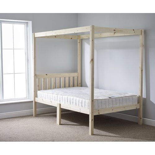 Hazelwood Home Enfield Canopy Bed In 2019 Hazelwood Home