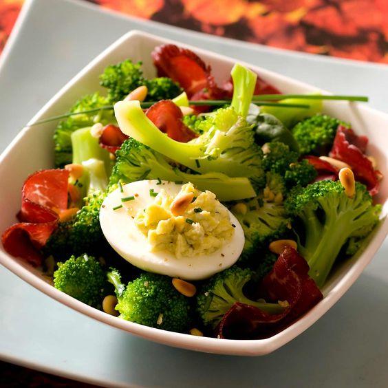 Salade De Brocolis Au Roquefort Recipe - Cuisine actuelle fr