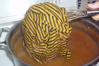 Homemade Mamas  How to use Tumeric to dye clothes. (Hide stains and give new life to clothes)