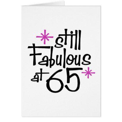 65th Birthday Card Zazzle Com In 2021 Birthday Cards For Mum 65th Birthday Cards 80th Birthday Cards