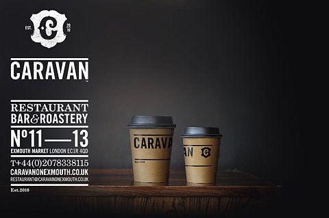 CARAVAN Restaurant, Bar & Roastery