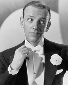 """fun fact: I've always said there's a reason why no one's ever made a biopic about Fred Astaire - because who would be able to play a quadruple-threat with the same kind of charisma? It turns out no one's ever made a biopic about Fred Astaire because he """"stipulated in his will that no film representations of himself be made"""". Now we know he's a quintuple-threat, for his intelligence and foresight."""