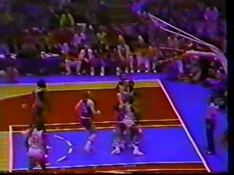 Julius Erving (31pts/19rebs) vs. Nuggets (1976 ABA Finals/Last ABA Game) May 13, 1976 fell on a Thursday!