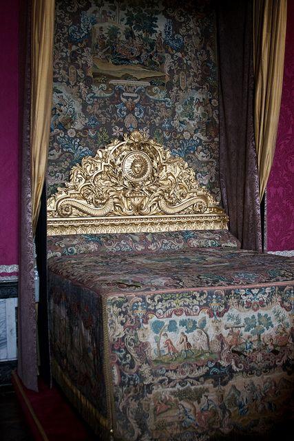 Chateau de Versailles - Salon de Mercure: