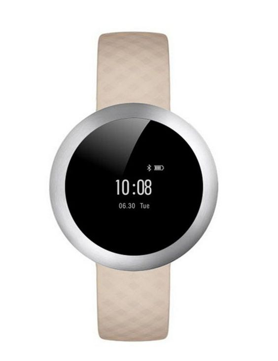 X9 mini Heart Rate Movement Smartphone Blue Watch Waterproof Pedometer Sleep Detection Support IOS / Android System Beige. 1.Charging 10 minutes to meet the day's use. 2.IP-67 waterproof design. 3.five-point capacitive screen. 4.cell phone anti-lost, heart rate monitoring.
