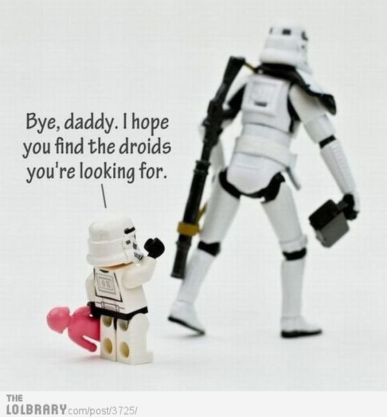 Stormtrooper kids