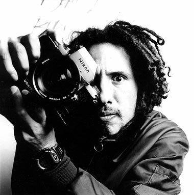 Zack de la Rocha, Rage Against the Machine, and Nikon