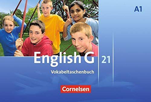 English G 21 Ausgabe A Band 1 5 Schuljahr Vokabeltaschenbuch Ausgabe English Band Vokabeltaschenbuch Taschen Bucher Bucher Und Taschenbuch
