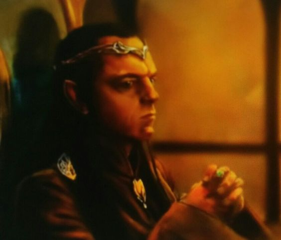 Lord Elrond.....