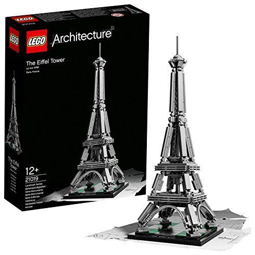 Lego 21019 Architecture Jeu De Construction La Tour Eiffel Tour Eiffel Idees Lego Lego Architecture
