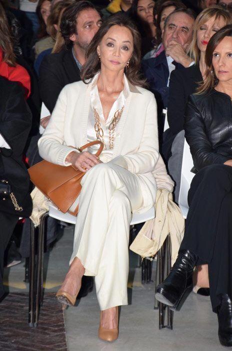 Isabel preysler #fashionforwomenover60classystreetstyles