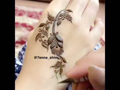 نقش حناء عيد الفطر Youtube Mehndi Designs For Hands Mehndi Design Pictures Mehndi Designs For Fingers