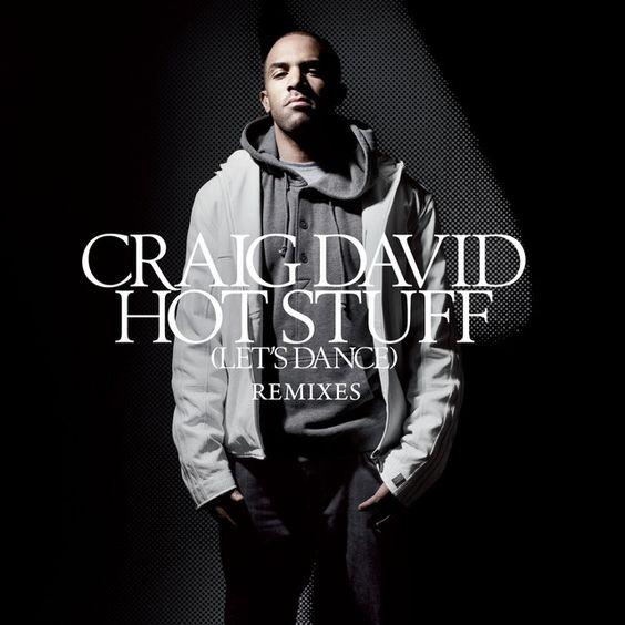 Craig David – Hot Stuff (Let's Dance) (single cover art)