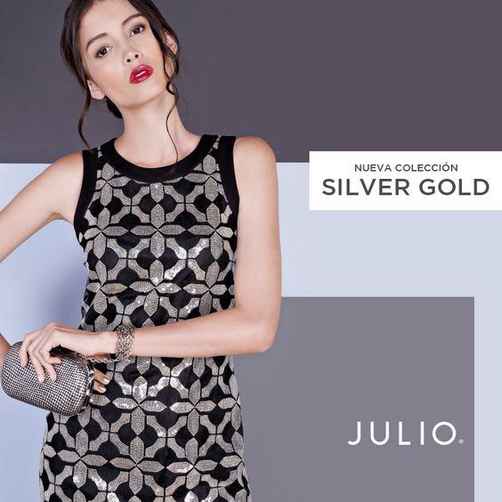 Descubre el poder del glamour en nuestra nueva colección Silver Gold.