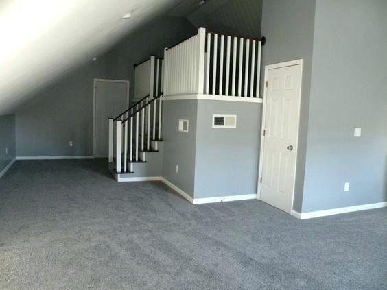 Graue Teppich Graue Wande Dekoration Ideen Grey Walls White Trim Bedroom Carpet Grey Carpet Living Room