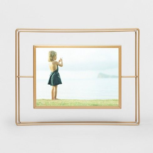 Wire Single Image Frame 5x7 Project 62 Target Project 62 Gold Picture Frames Metal Picture Frames