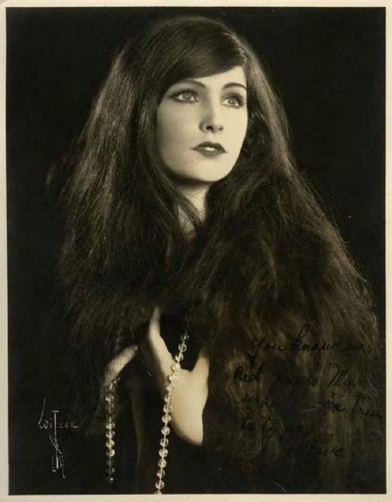 Melva Cornell 1930.