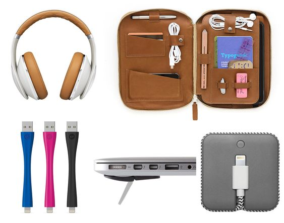 Five Travel Accessories for the Organized Designer's Bag