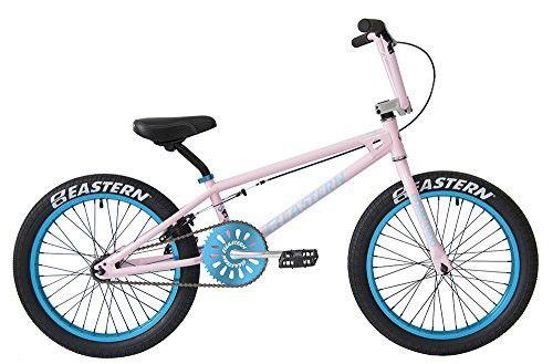 Eastern Bikes Commando Bmx Bicycle Gloss Pink 20 One Size Bmx
