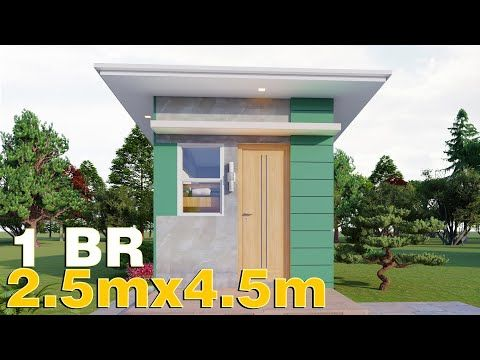 Small Studio Home For 150k Php Youtube In 2020 Small House Design Small Studio Home Studio